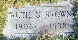 Ruth G Brown