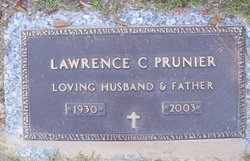 Lawrence C Prunier