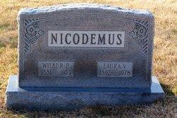 Laura Virginia <I>Frazier</I> Nicodemus