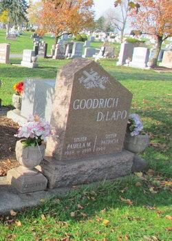 Pamela M Goodrich
