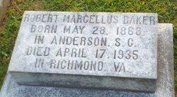 Robert Marcellus Baker, Sr