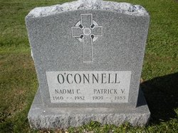Patrick V O'Connell
