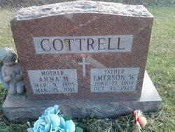 Anna M. Cottrell