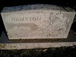 Donald M Hampton
