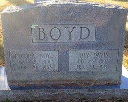 Pecora <I>Boyd</I> Boyd