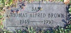 Thomas Alfred Brown