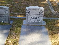 Patricia Jo Evans
