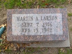 Martin A Larson
