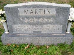 Sylvia A Martin