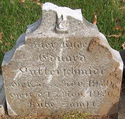 Eduard Lutterschmidt