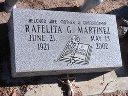 Rafelita G Martinez
