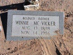 Winnie McVicker
