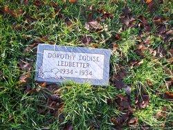 Dorothy Louise Ledbetter