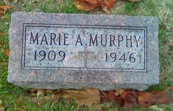 Marie A Murphy