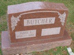 Janet L Butcher