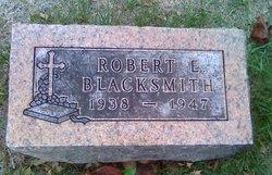 Robert Eugene Blacksmith