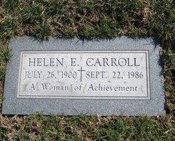 Helen E Carroll