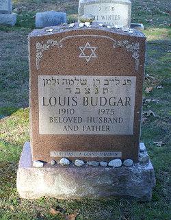 Louis Budgar