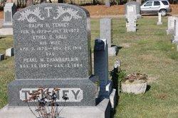 Ethel D. <I>Hall</I> Tenney