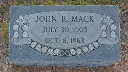 John R Mack