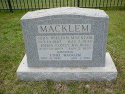 Ethel Macklem