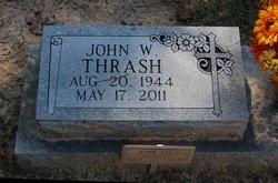 John W Thrash