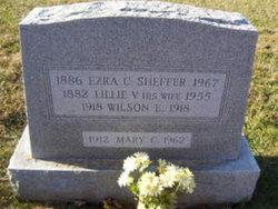 Ezra Clinton Sheffer