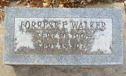 Forrest F Walker