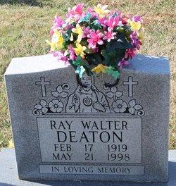 Ray Walter Deaton