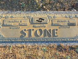 Dewey R Stone