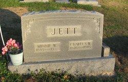 Minnie W Jett