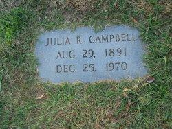 Julia R. Campbell