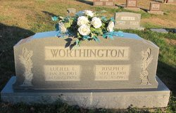 Joseph F Worthington