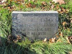 Cory B. Brown