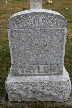 Clara C <I>Brewster</I> Taylor