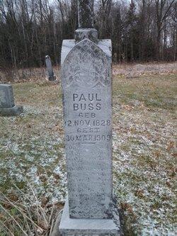 Paul Buss