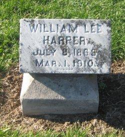William Lee Harper