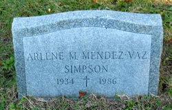 Arlene M. <I>Mendez-Vaz</I> Simpson