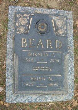 Burnley F Beard