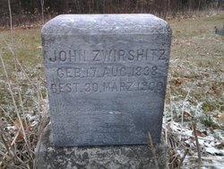 John Zwirshitz