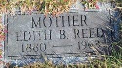 Edith L <I>Boyle</I> Reed