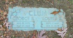 George B Clum