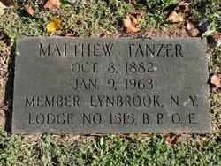 Matthew Tanzer
