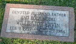 Willie Joe Ervin