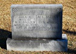 B. F. Balliew