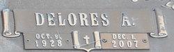 Delores Alberta <I>Spurgeon</I> Holzschuh