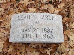 Leah Scott <I>Reinhart</I> Hardie