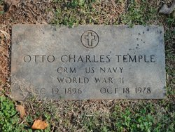 Otto Charles Temple