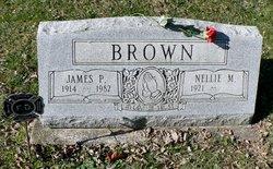 James P Brown