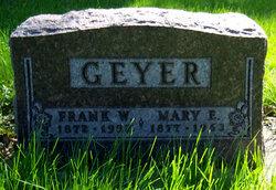 Frank William Geyer